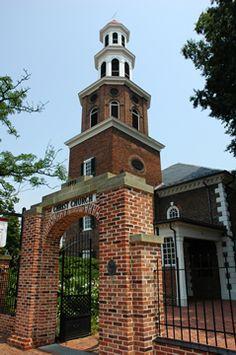 Church in Alexandria, VA