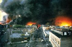 The Great Chelsea, Ma Fire of 1973
