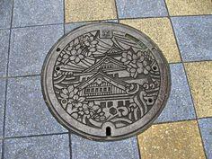 An even better Japanese manhole cover - Imgur