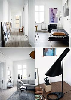 i could live here: a fashion designer's home in copenhagen. / sfgirlbybay