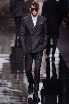 Louis Vuitton - Fall 2013 Menswear
