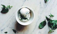 Backyard Mint Ice Cream