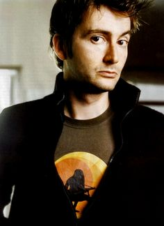 Dr Who  Tennant - my favorite dr