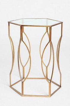 Love hexi side table
