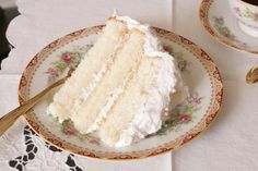 Lady Baltimore Cake Recipe - Cake was a little clammy and taste was not amazing.  Way too much frosting.
