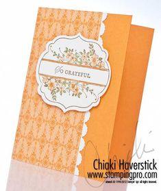 Chiaki Haverstick - orange