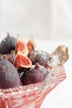 fresh figs ....
