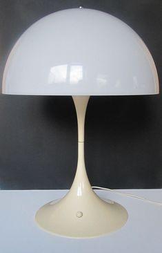 Panthella Verner Panton table Lamp for Louis Poulsen