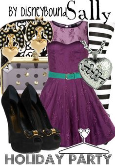 Disney Bound - Sally outfit