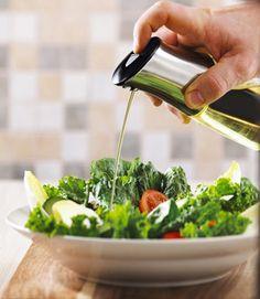 EAT LIVE GROW PALEO: 10 Homemade Paleo Salad Dressing Recipes Substitute stevia for any honey