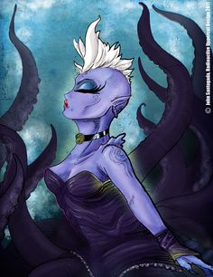 A different take on Ursula.