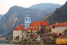 The Monastery of Durnstein - Austria