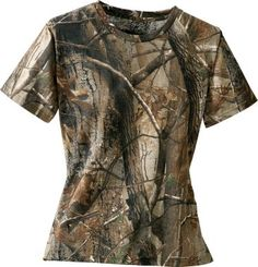 Cabela's: Cabela's Women's 100% Cotton Short-Sleeve Tee size small