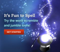 Use the #Spelling Wizard to help your kids memorize spelling words.