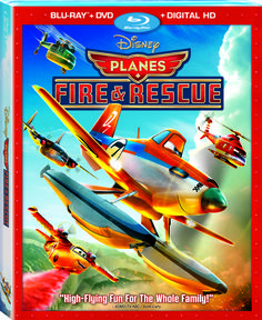 Planes: Fire & Rescu