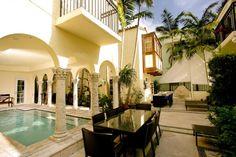 Collins Avenue Villa