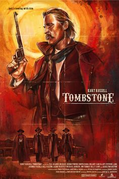 'Tombstone' poster f
