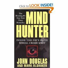 I always wanted to be a criminal profiler, even before I knew the job existed. My favorite true-crime book!