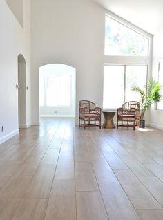 daltile porcelain wood plank tile floor