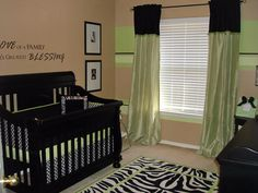 Great nursery ideas on this site
