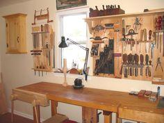 Wood vs Metal Vise Threads
