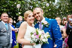 Blue and White Wedding Ideas - Wedding Film: A Woodland Wonder   Natalie & Mike