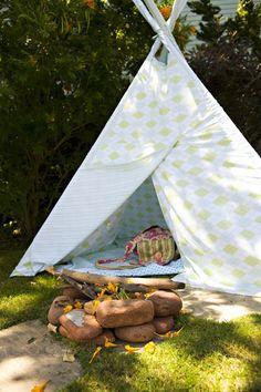 pvc pipe tent