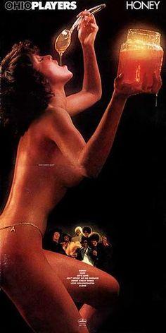 Honey - album cover
