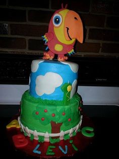 """Cake, Cake,"" says VocabuLarry ;)"