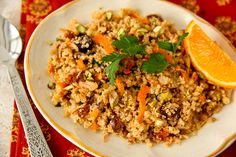Tunisian Couscous Recipe Vegetarian