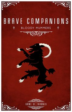 Brave Companions: Bloody Mummers