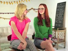 The Girls With Glasses discuss their five favorite bloggers. Watch on ulive