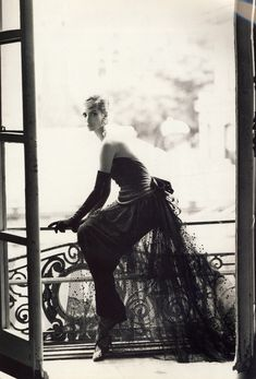 Christy Turlington by Steven Meisel for Vogue Italia (September 1991)
