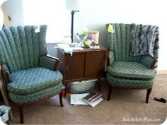 DIY Furniture : DIY Upholstery - Tips for Stripping Your Furniture