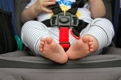 5 Tips for Making On-The-Go Time With Baby Easier #spon