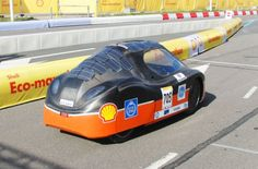 Record-Breaking Solar Car Can Travel 98 Miles on 15 Cents Worth of Electricity