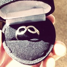 Infinity ring LOVE!