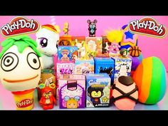 Giant Play Doh Minecraft Surprise Egg Terraria Vs Minecraft Toys Dctc