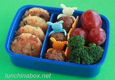easy bento box for a kindy kid