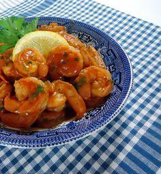 Easy Shrimp Etouffee