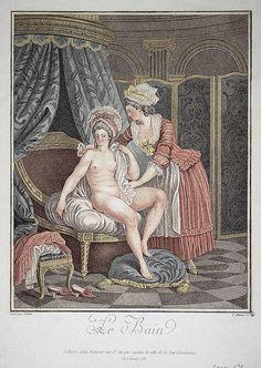 La toilette, Nicolas Jollain