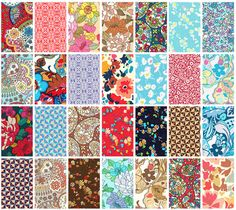 New in the Shop: Liberty of London's First Quilting Fabric Collection « Sew,Mama,Sew!