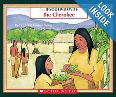 If You Lived With The Cherokees: Peter Roop, Connie Roop: 9780590956062: Amazon.com: Books