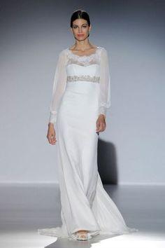 abito sposa 2013 Francis Montesinos