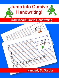 Jump into Cursive Handwriting! FREE with Coupon (exp 1-15-14) | Homeschool Giveaways