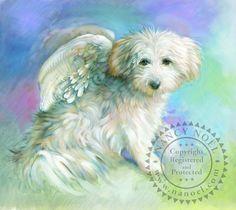 Angel Dog by Nancy Noel