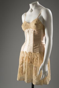 """The """"Exposed"""" exhibit at FIT features lingerie from the 18th century through present day. [Courtesy Photo]"""