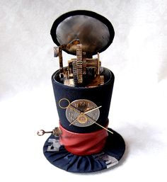 Steampunk Mad Hatter? Yes?