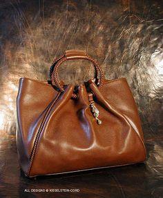 Kieselstein Cord Handbag - yes please!