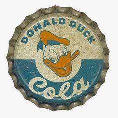 Donald Duck Cola.